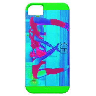 Capas de iphone retros da dança capa iPhone 5