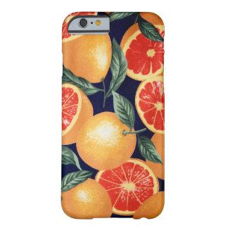 Capas de iphone retros das laranjas dos vintages