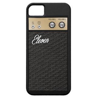 Capas de iphone retros do amplificador capa de iPhone 5 Case-Mate