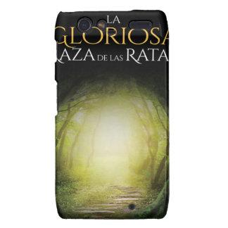 """Capas Droid RAZR Portada del libro """"La Gloriosa Raza de las Ratas """""""
