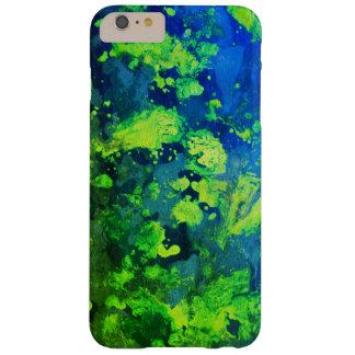 Capas iPhone 6 Plus Barely There Embaçamento verde de néon