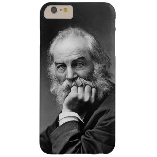 Capas iPhone 6 Plus Barely There Folhas de Walt Whitman da grama