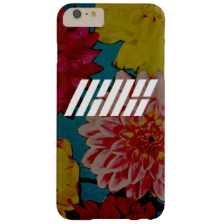 CAPAS iPhone 6 PLUS BARELY THERE  ÍCONE FLORAL