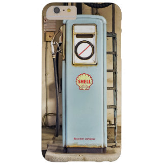 Capas iPhone 6 Plus Barely There O vintage Shell intoxica a bomba de gasolina