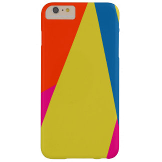 Capas iPhone 6 Plus Barely There Pop das cores