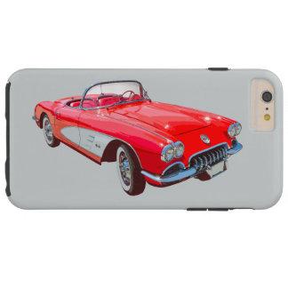 Capas iPhone 6 Plus Tough Carro 1958 clássico convertível de Corveta do