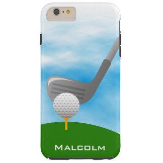 Capas iPhone 6 Plus Tough Caso do iPhone 6 do design do golfe