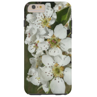 Capas iPhone 6 Plus Tough Flores da pera