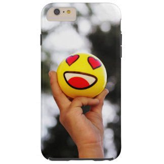 Capas iPhone 6 Plus Tough smileface
