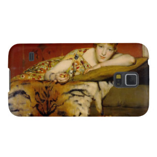 Capas Par Galaxy S5 Cerejas por Lawrence Alma-Tadema