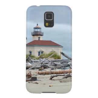 Capas Par Galaxy S5 Farol da costa de Oregon