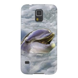Capas Par Galaxy S5 Um melhor sorriso dos golfinhos