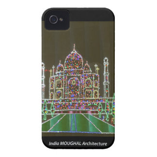 Capas Para iPhone 4 Case-Mate Herança de India Agra da arquitetura de TAJ Mahal