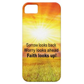 Capas Para iPhone 5 A fé olha acima