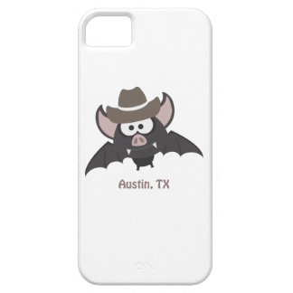 Capas Para iPhone 5 Bastão do vaqueiro de Austin Texas