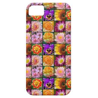 Capas Para iPhone 5 Caixa floral colorida do iphone 5 do impressão da
