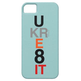 Capas Para iPhone 5 Caso do iPhone 5 da modificação de UKRE8IT (você o