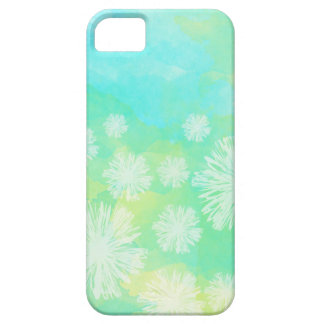 Capas Para iPhone 5 Caso floral na moda do teste padrão iPhone5/5s/SE