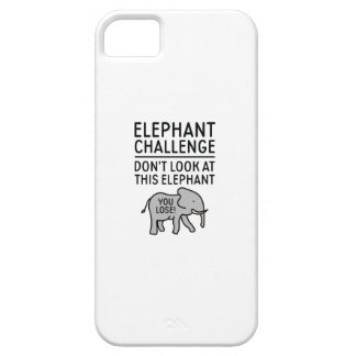 Capas Para iPhone 5 Desafio do elefante