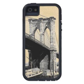 Capas Para iPhone 5 Ferryboats 1896 da ponte de Brooklyn
