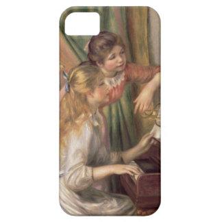 Capas Para iPhone 5 Pierre raparigas de Renoir um | no piano
