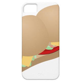 Capas Para iPhone 5 Sanduíche secundário
