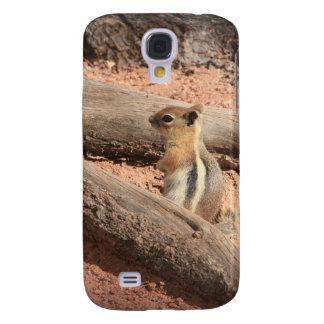 Capas Personalizadas Samsung Galaxy S4 Esquilo à terra de Colorado