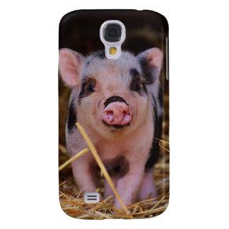 Capas Personalizadas Samsung Galaxy S4 mini porco