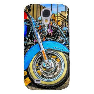 Capas Personalizadas Samsung Galaxy S4 Motocicletas de Harley Davidson