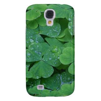 Capas Samsung Galaxy S4 Trevos celtas irlandeses
