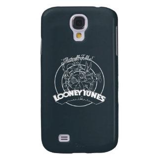 CAPAS SAMSUNG GALAXY S4 TUNES™ LOONEY QUE É TODOS OS POVOS! ™