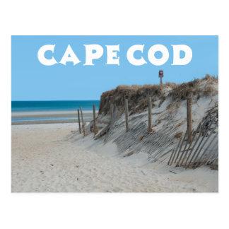 Cape Cod, Dennis Massachusetts EUA Cartão Postal