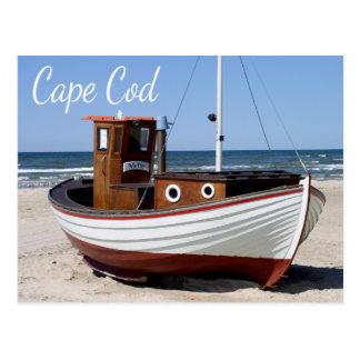 Cape Cod, Provincetown, cartão de Massachusetts