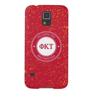 Capinha Galaxy S5 Crachá da tau   do Kappa da phi