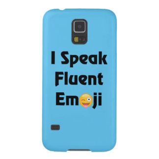 Capinha Galaxy S5 Fluente em Emoji