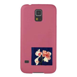 Capinha Galaxy S5 Orquídeas