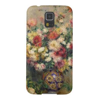 Capinha Galaxy S5 Pierre dálias de Renoir um  
