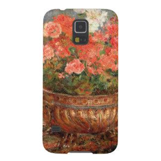 Capinha Galaxy S5 Pierre gerânio de Renoir um   em uma bacia de