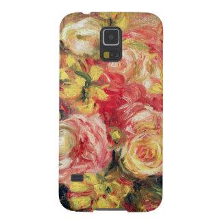 Capinha Galaxy S5 Pierre rosas de Renoir um  