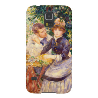 Capinha Galaxy S5 Pierre um Renoir   no jardim