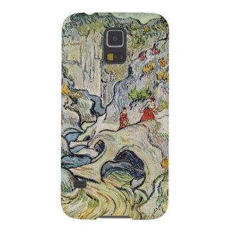 Capinha Galaxy S5 Vincent van Gogh   a ravina do Peyroulets