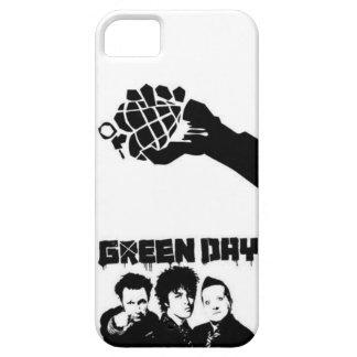 Capinha Iphone5 Green Day