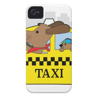 Capinha iPhone 4 Cão do táxi de New York