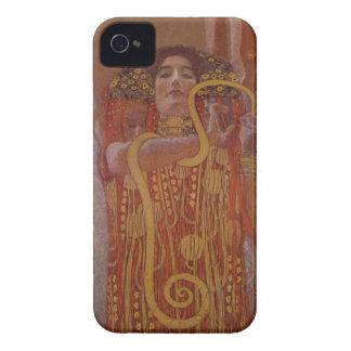 Capinha iPhone 4 Hygeia por Gustavo Klimt