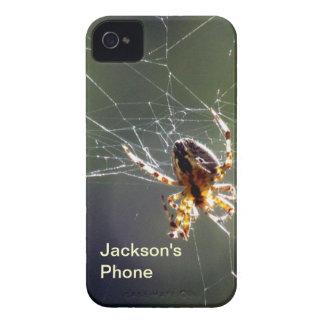 Capinha iPhone 4 iPhone 4 CM/BT - aranha na Web
