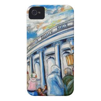 Capinha iPhone 4 rua Dublin da dama do monumento de davis
