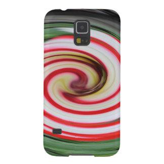 Capinhas Galaxy S5 Caixa da galáxia S5 de Samsung - redemoinho do