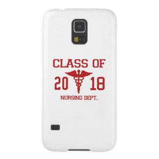 Capinhas Galaxy S5 Classe de 2018 departamentos de nutrição