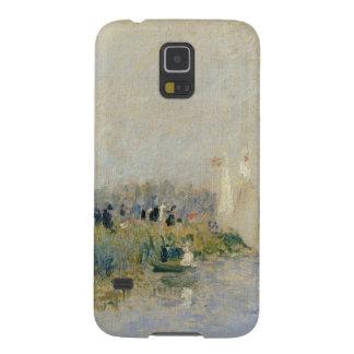 Capinhas Galaxy S5 Pierre uma regata de Renoir   em Argenteuil
