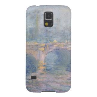 Capinhas Galaxy S5 Ponte de Claude Monet   Waterloo, Londres, no por